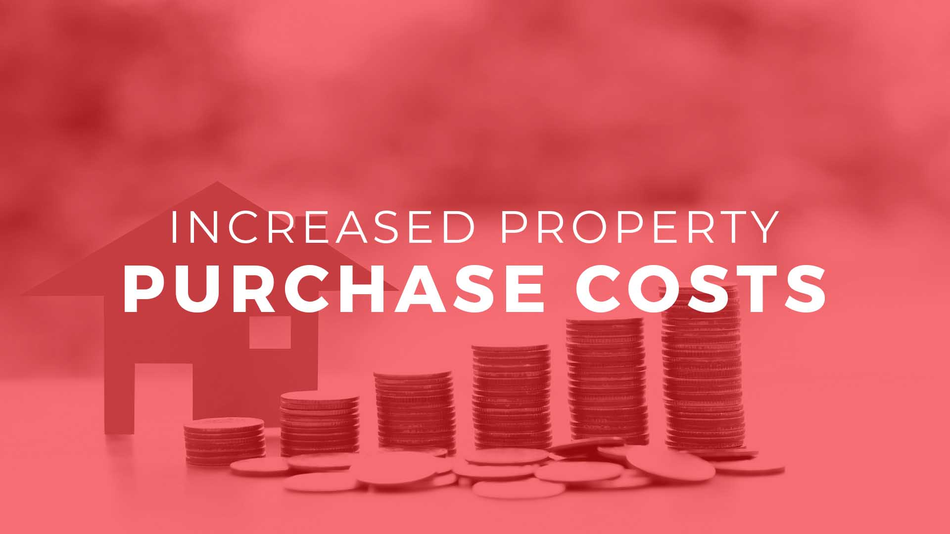 Increased Property Purchase Costs – Hype Vs. Reality