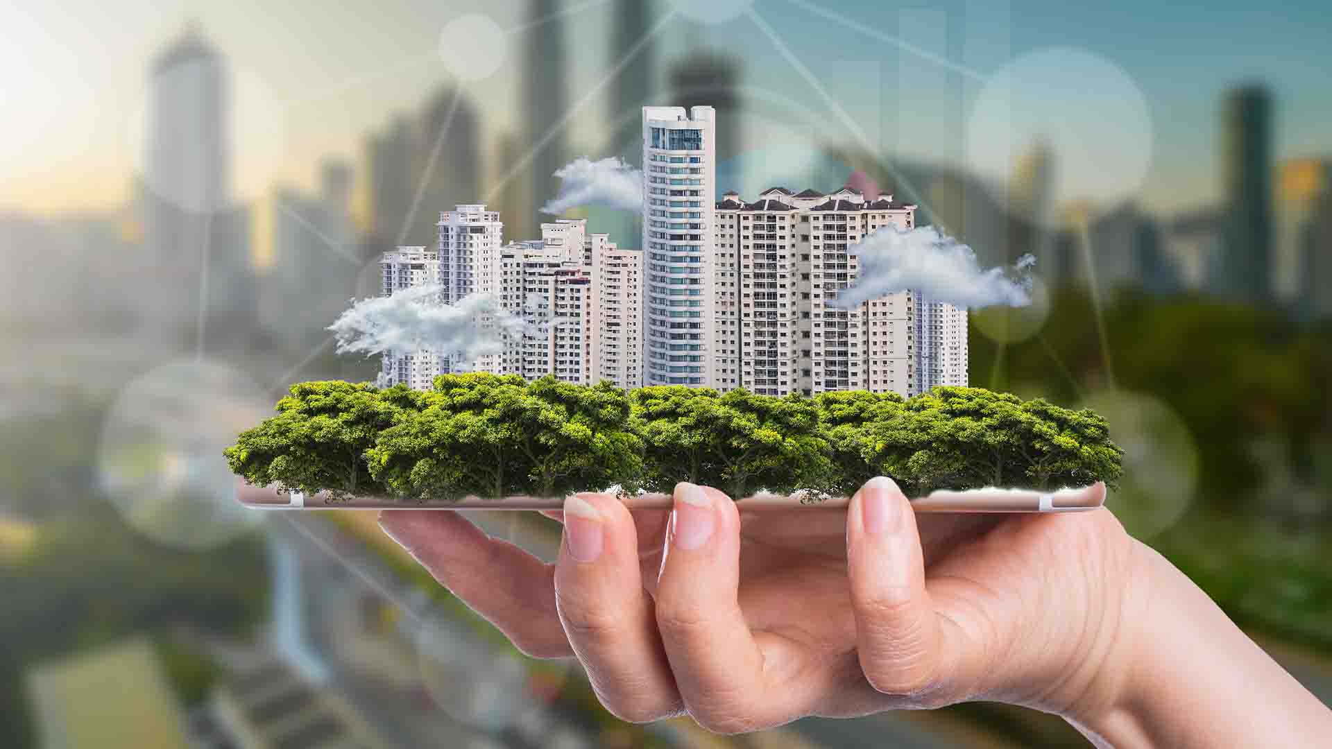 Rs.800 Crore For Smart Cities Up For Grabs