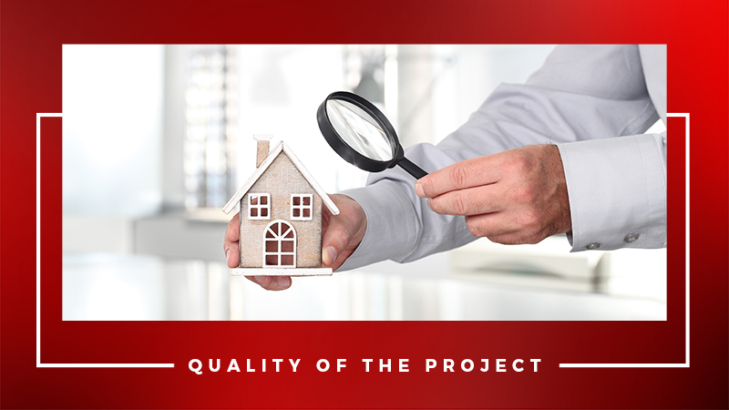 Quality Of The Project