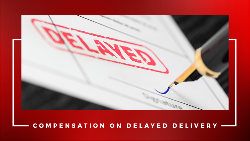 Delayed Delivery Of Projects