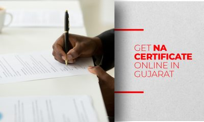 Gujarat Government Presents An Online System For NA Certificates
