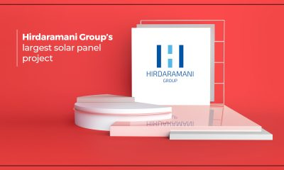 Hirdaramani Group Concludes 1st Stage of Largest Solar Panel Project