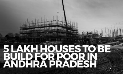 Will Construct 5 Lakh Houses For Poor In Andhra Pradesh