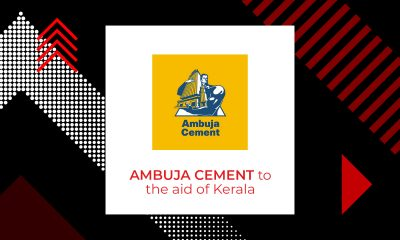 Ambuja Cement Takes Lead to Stabilise Lives of Flood-Affected People in Kerala