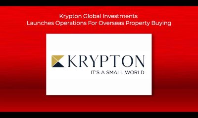 Krypton Global Investments Launches Overseas Property Buying