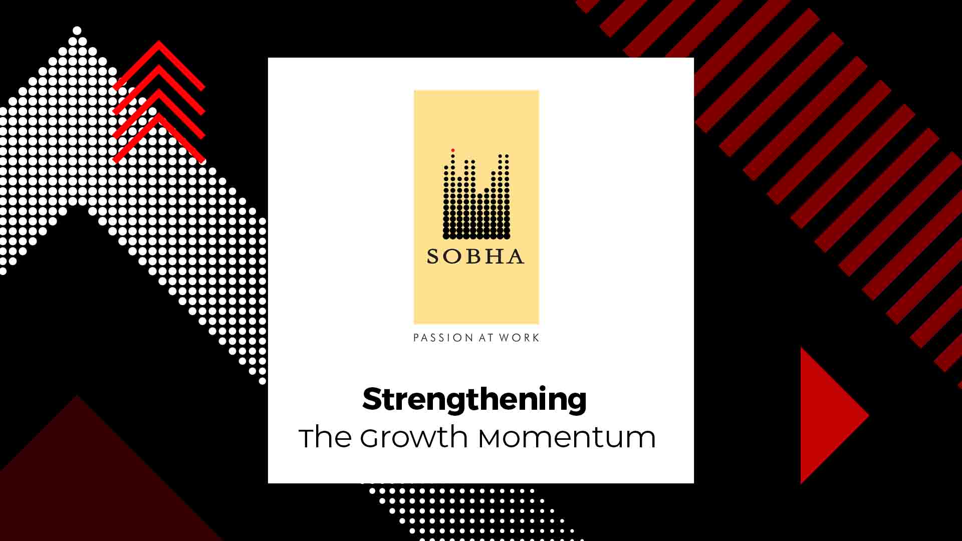 SOBHA Limited Announces Q1-19 Financial Results