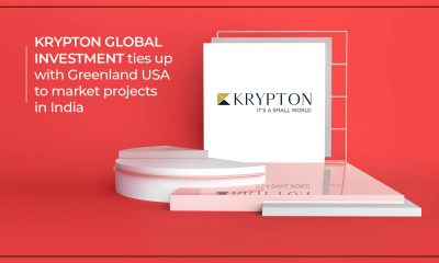 Greenland USA Ties Up With Krypton Global Investments