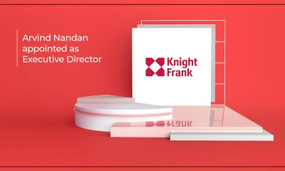 Knight Frank India Appoints Arvind Nandan As Executive Director Research