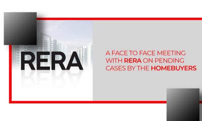 UPRERA Conducts Its First Meeting At Noida Office