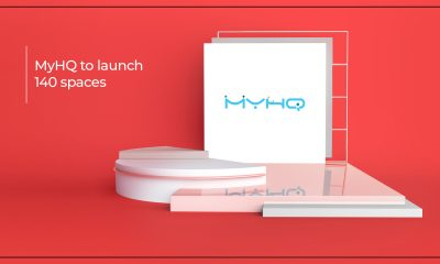 myHQ To Introduce 140 Spaces By 2018-End