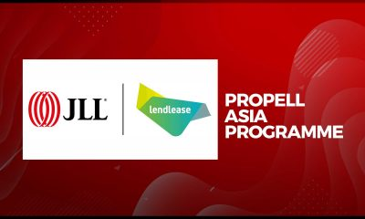 JLL Lendlease Choose 5 Startups For PropTech Programme