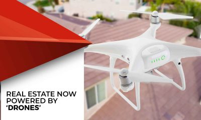 Drones: A Helping Hand To Indian Real Estate