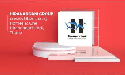 Hiranandani Unveils Uber Luxury Homes at One Hiranandani Park