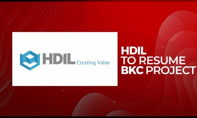 Slum Rehabilitation Authority Gives Nod To HDIL'S BKC Project