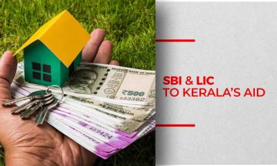 SBI And LIC Offer Loans At Concessional Rates For Kerala Flood