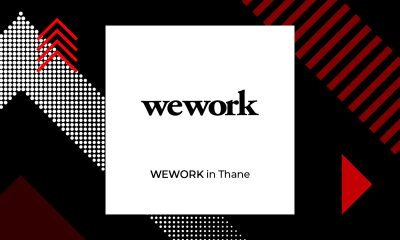 WeWork India Leaseholds An Office Space In Thane