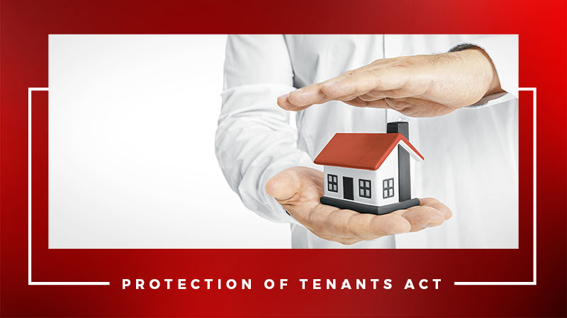 the act protect the tenants