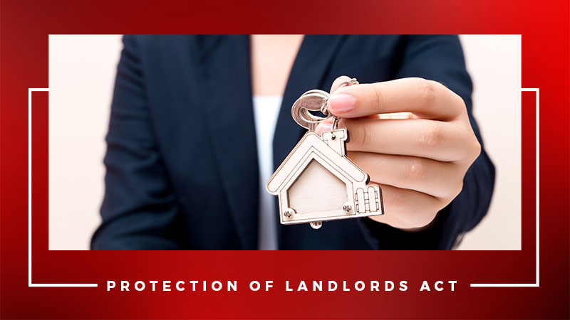 the act protect the landlords