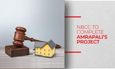 NBCC Says Amrapali Projects Can Be Completed In Three Years