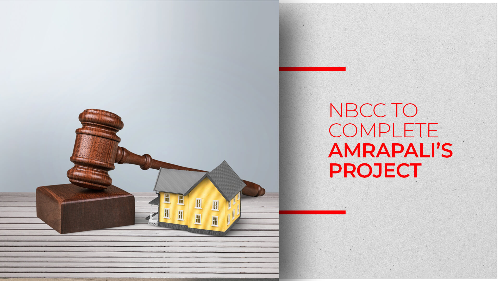 NBCC Says Amrapali Group Projects Can Be Completed In 3