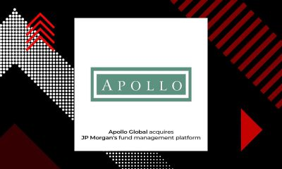 Apollo Global Buys JP Morgan's Real Estate Platform