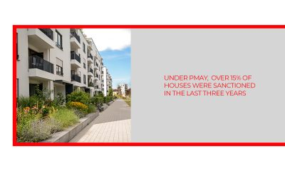 15% Of Houses Completed Within 3 Years In PMAY Urban Scheme