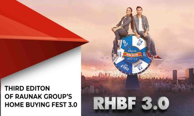 Raunak Group Presents Third Edition of RHBF 3.0
