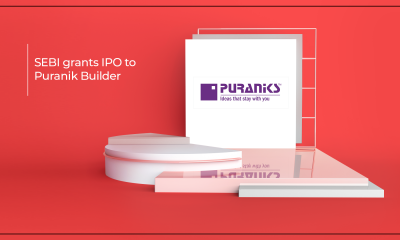 Puranik Builders Amongst Four Companies Granted IPO By SEBI