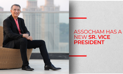 Niranjan Hiranandani Takes Over as Senior Vice President, Assocham