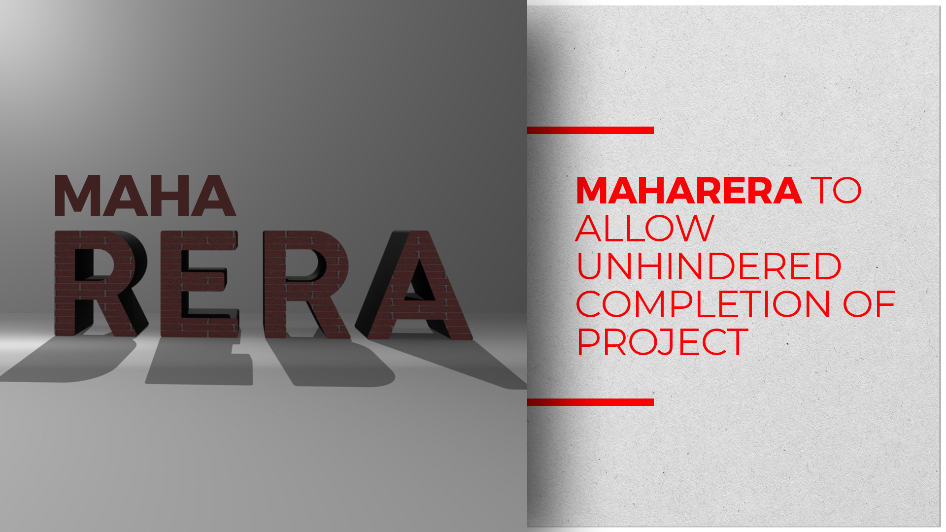 Project incomplete, but MahaRERA rejects buyer's interest plea