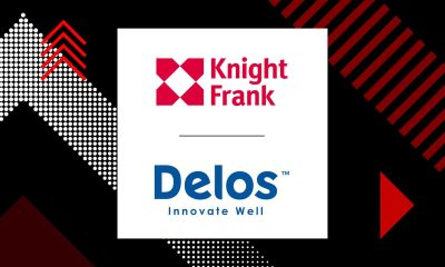 Knight Frank & Delos Collaborate to Promote Healthy Buildings in India