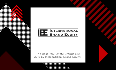 International Brand Equity Lists The Best Real Estate Brands of 2018