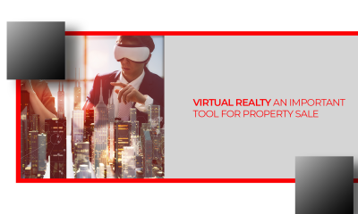 Virtual Reality Plus Real Estate Business, A Match Made In Heaven