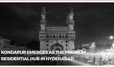 Kondapur Another Hyderabad Housing Hub Goes Premium