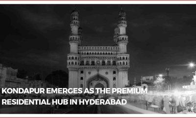 Kondapur Another Hyderabad Housing Hub Goes Premium