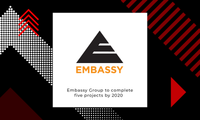 Embassy Group To Invest Rs 2,000 Crore In 6 Residential Projects