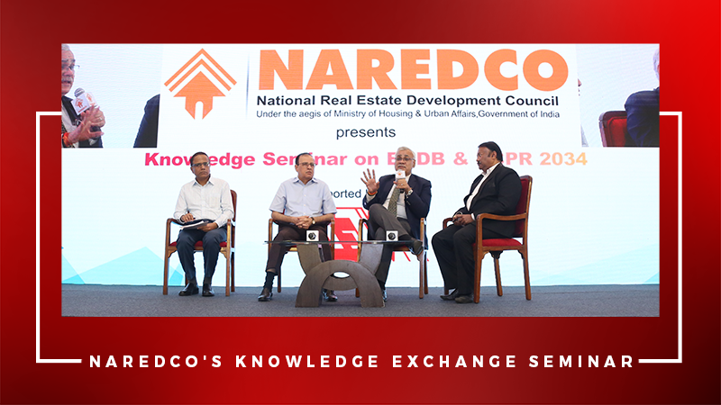 NAREDCO's knowledge exchange seminar