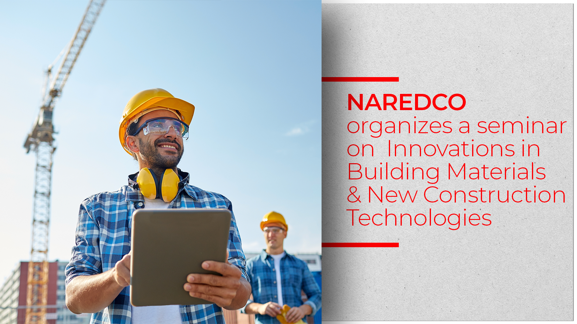 NAREDCO Organizes A Knowledge Exchange Seminar On DCPR 2034 And EODB