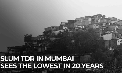 Slum Transfer Of Development Rights Lowest Since Last Two Decades