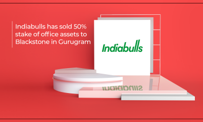 Blackstone Buys 50% Stake In Indiabulls' Gurugram Offices