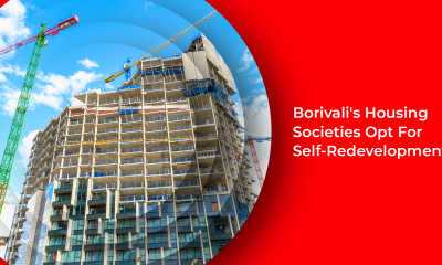 Two Buildings In Borivali's IC Colony Chose To Self Redevelop