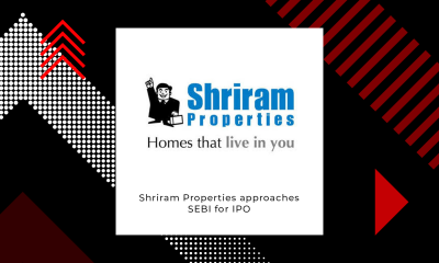 Shriram Properties Files Initial Public Offering Papers With SEBI