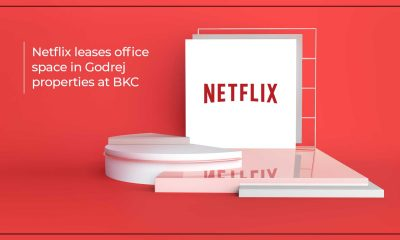 Netflix Rents Two Floors For India HQ In Godrej BKC
