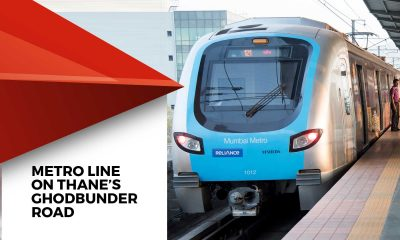 Metro Line 4A on Thane's Ghodbunder Road to cater 10 lakh riders