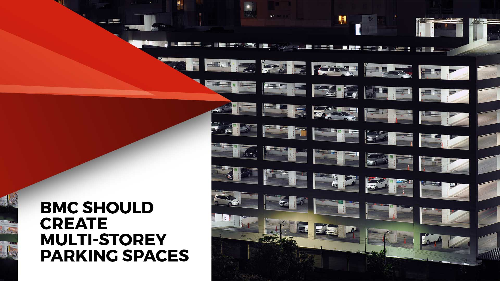 Experts Worried About Lack Of Parking Spaces Given In Buildings