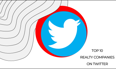 Top 10 Ultimate Real Estate Companies On Twitter