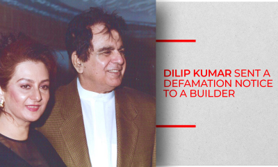 Dilip Kumar, Saira Banu Send Defamation Notice To Builder