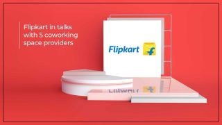 Flipkart Aims To Lease 3,000 Coworking Desks In Bengaluru