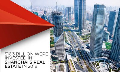 Shanghai Ruled China's Real Estate Investment Market In 2018