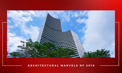 The World's Most Unique Skyscrapers Of 2018